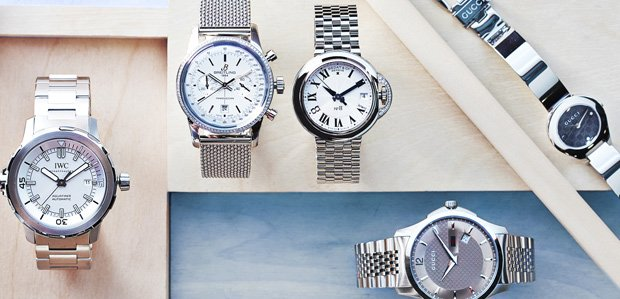 Keep-Forever Watches