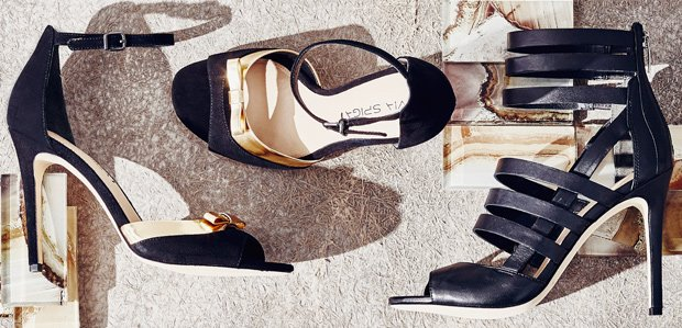 Spring It On: Shoes by Via Spiga & More