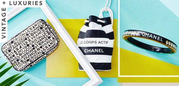 Vintage Chanel Under $1,000