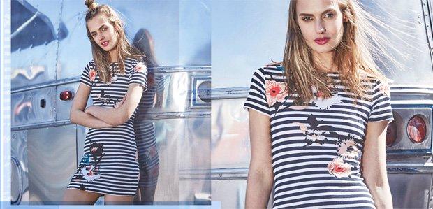 Printed Dresses: The Bolder the Better