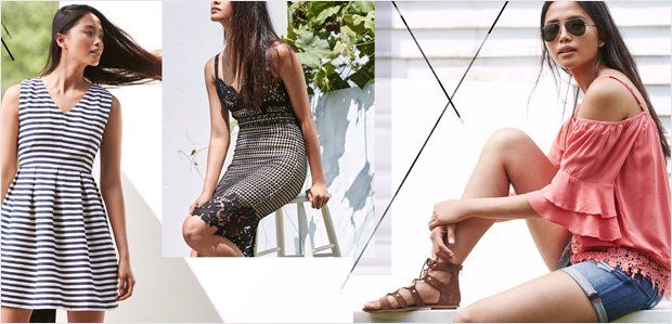 #TheLookNow: Trending Style for the Beach & Beyond