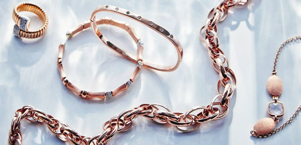 Spotlight On: Italian Rose-Gold Jewelry