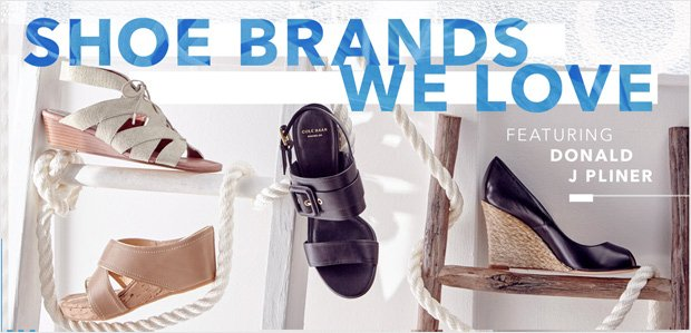 Shoe Brands We Love: Featuring Donald J Pliner