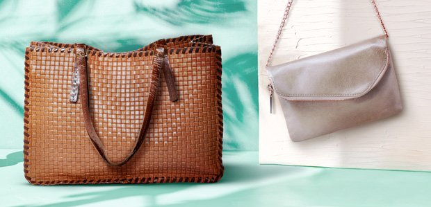 Handbags by Carla Mancini, Hobo The Original, & More