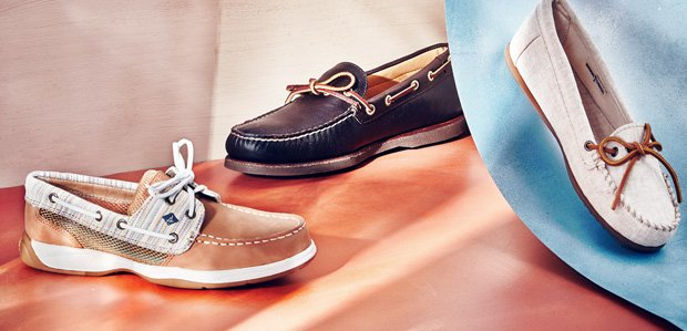 Boat Shoes & More for All Featuring Sperry