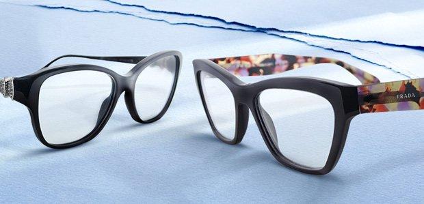 Easy on the Eyes: Frames Featuring Bulgari