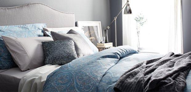Indulgent Bedding Featuring Missoni Home & Bellino