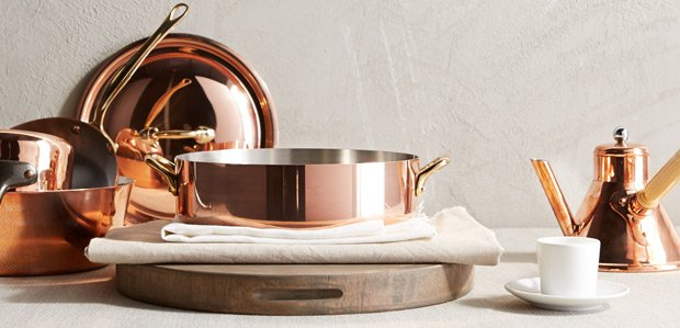 Cook like a European: WMF, Mauviel, & More