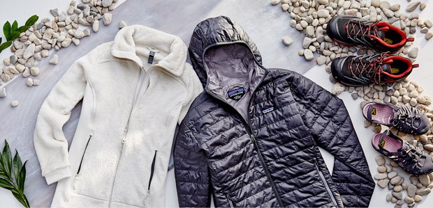 The Outdoors Awaits: Clothing to Gear for All