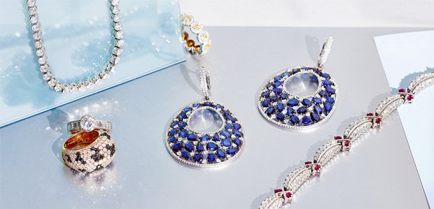 Luxe Jewelry & Watches: Up the Wow Factor