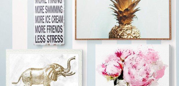 Art & Decor for an Insta-Worthy Gallery Wall