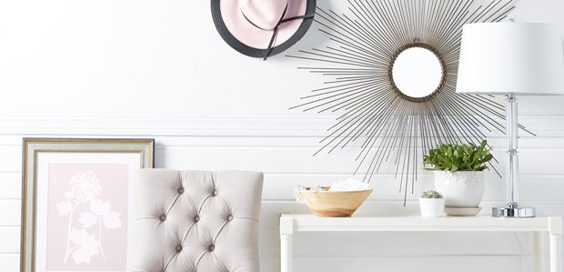 Chic Decorating Finds in Your Budget