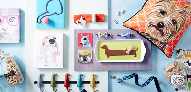The Pet Shop: Tail-Wagging Beds to Gifts