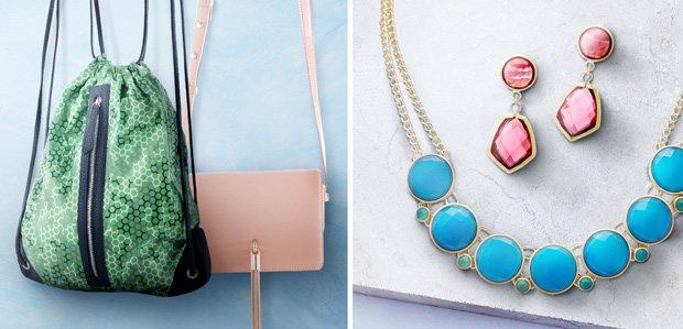 Jewelry & Accessories in Every Hue