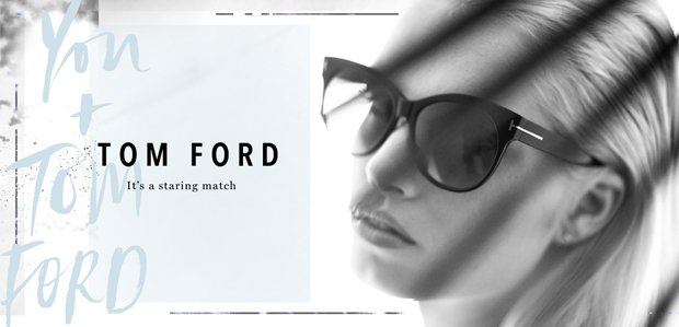 Tom Ford Eyewear to Handbags