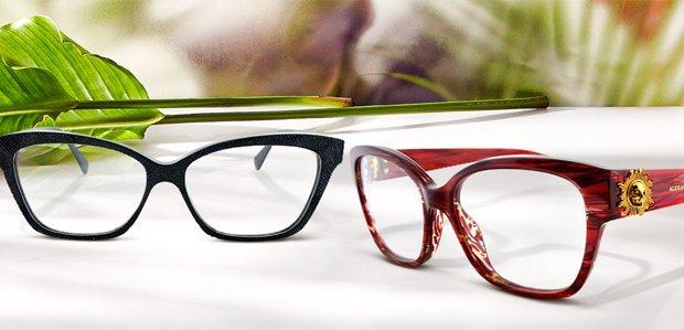 Eye Candy: Frames Featuring Alexander McQueen