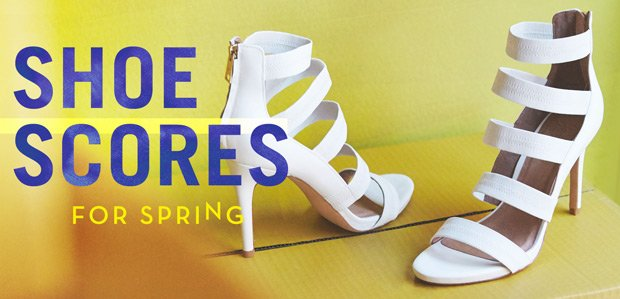 Load Up: Shoe Scores for Spring