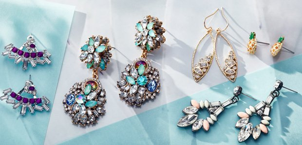 Statement Earrings: A Jewelry Box Must