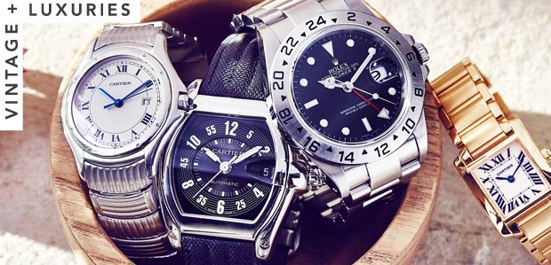 Estate Watches for All by Rolex & More