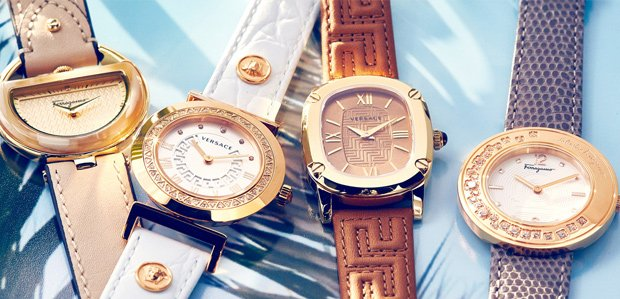 It's Summer Time: Strap-Happy Watches