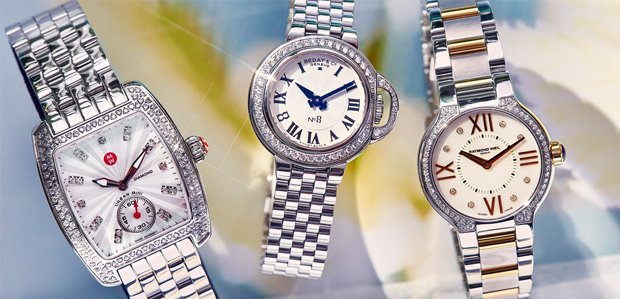 The Ultimate Wrist List: Diamond Watches for All