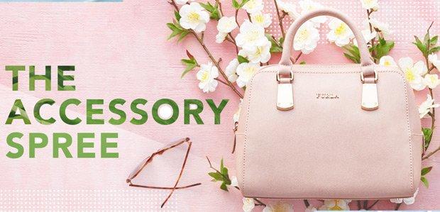 The Accessory Spree: From Handbags to Eyewear