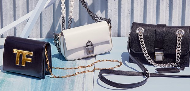Off-the-Chain Extras Featuring Tom Ford