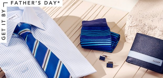 Treat Dad to Luxe Gifts: Paul Smith to Bally