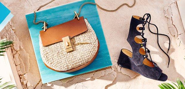 Chloe Handbags, Sunglasses, & More