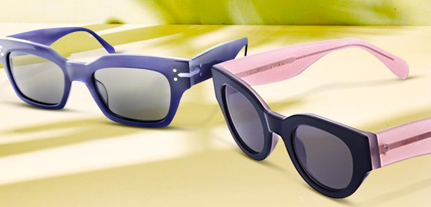 C'est Chic: French Eyewear Featuring CELINE