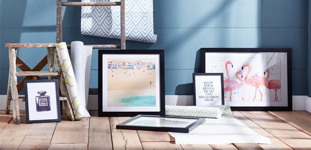 Wall Gallery: Room-Making Art to Accents