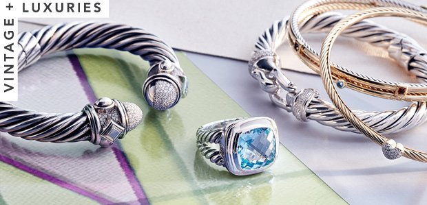 Estate Jewels: David Yurman