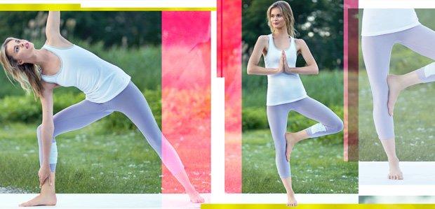 Happy International Day of Yoga: Feel Om-azing