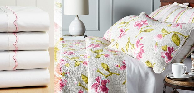 Top Off the Bed: Duvets to Comforters