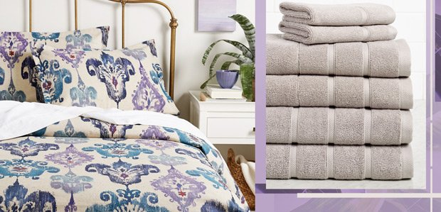 Bedding & Bath Picks We Love: Peacock Alley & More