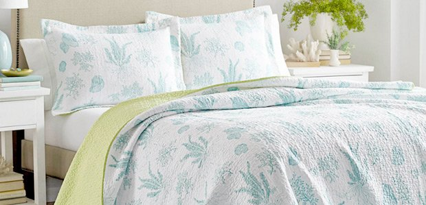 Lighten the Bed: Summery Quilts to Coverlets