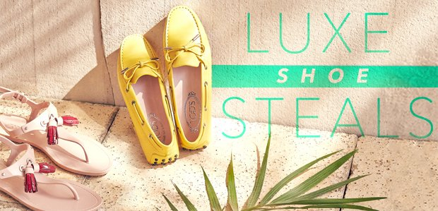 Luxe Shoe Steals by Size