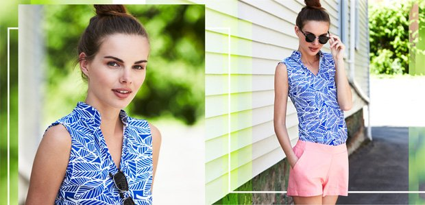 Ready for Summer Clambakes: Easy, Breezy Looks
