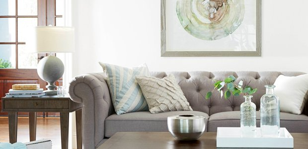 The One-Stop Decorating Shop: Furniture to Accents