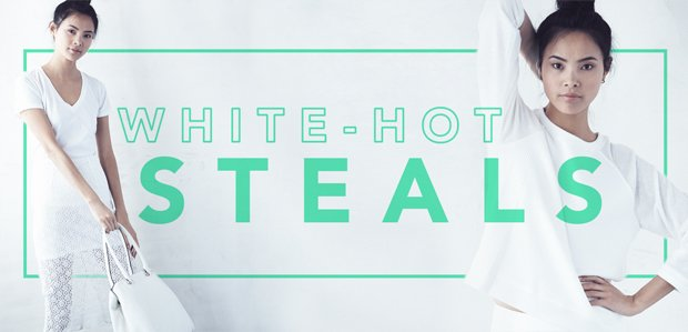 White-Hot Steals: Because It's Unofficially Summer