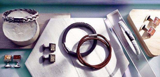 Cuff Links, Tie Bars, & More Featuring Tateossian