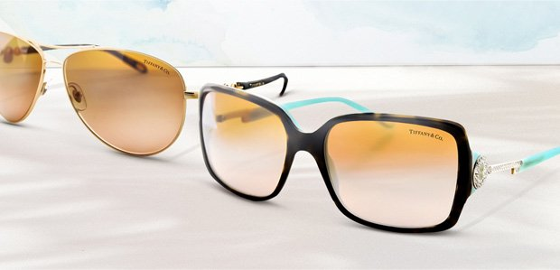 Step into the Sun: Shades Featuring Tiffany & Co.