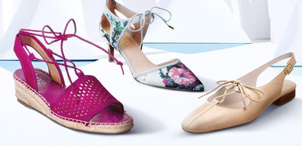 Shoe-Closet Standbys Featuring Franco Sarto
