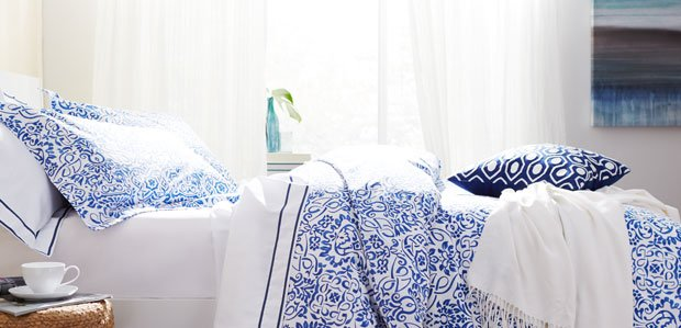 Upgrade Your Bedding: Linens from Portugal
