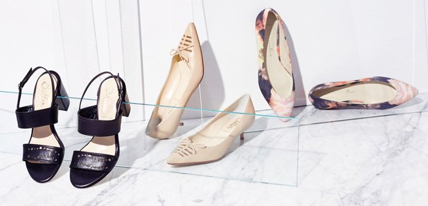 Classic Shoes by Butter, Bettye Muller, & More