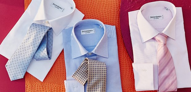 Luxe Shirts & Ties Featuring Salvatore Ferragamo