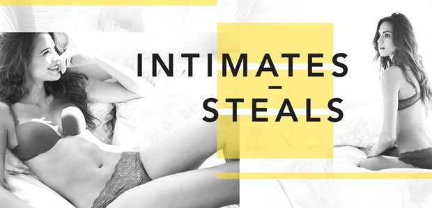 Intimates Steals: It's Getting Hot in Here