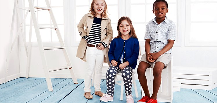 Luxe Looks for Kids