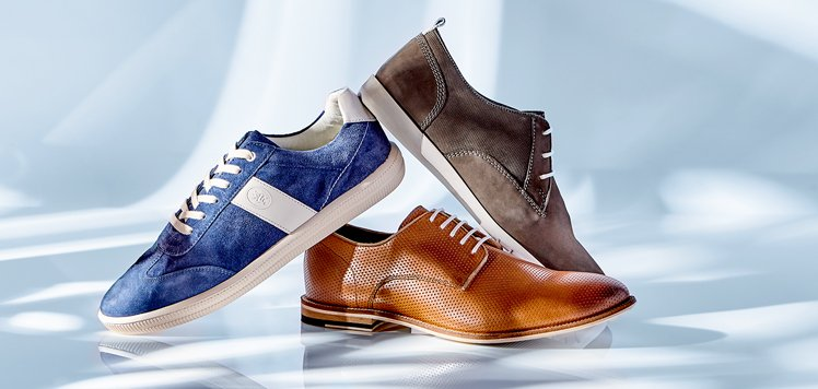 Under $100 Men's Shoes. We Went There.