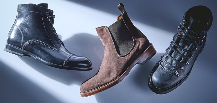 The Boot Takeover: Men's Edition